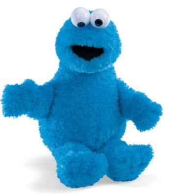Cookie - 25'' Sesame Street by Gund