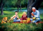 The Blessing - 500pc Large Format Jigsaw Puzzle By Sunsout