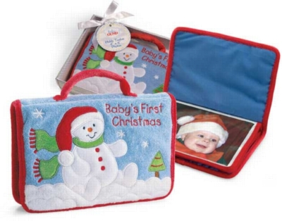 Baby's First Christmas - 4 x 6'' Photo Album By Baby Gund