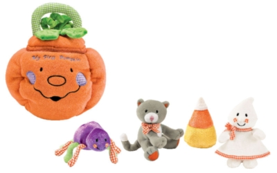 My First Pumpkin - 5.5'' Playset by Baby Gund