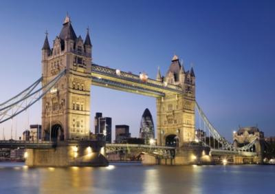 Hard Jigsaw Puzzles - Tower Bridge