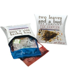 Two Leaves Tea: Duo Pack, Organic Assam + Organic Better Rest Blend Case