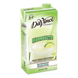 DaVinci Gourmet Margarita Mix - 64oz Carton Case
