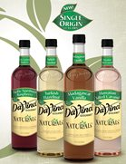 Davinci Naturals Single Origin Flavored Syrups - 700 ml. Glass Bottle Assorted Case