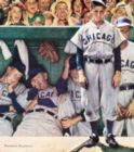 Norman Rockwell: The Dugout - 500pc Jigsaw Puzzle in Tin by Masterpieces