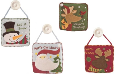 """Yuletime Decorations - 5"""" Hanging Decorations by Gund"""