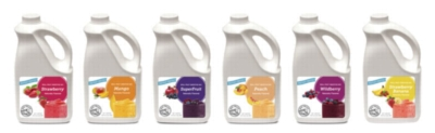 Big Train - Real Fruit & Pour Over Smoothies: 64 fl. oz. Jug Assorted Case
