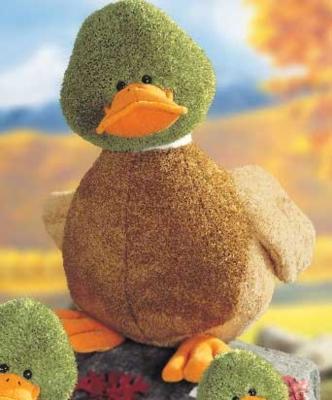 Maynard Jumbo - 25'' Duck by Gund