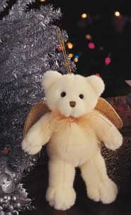 A Gift From Heaven Angel Ornament - 6'' Bear by Gund