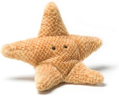 """Alistar - 10.5"""" Starfish By Gund"""