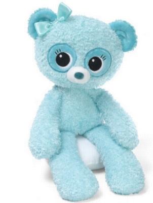"Jeepers Peepers Panda Bear - 13"" Bear By Gund"