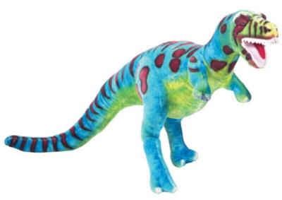 "T Rex - 28"" Tall, Standing Plush Dinosaur by Melissa & Doug"