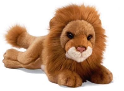 """Lion - 11"""" Lion By Gund"""