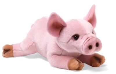 "Pig - 11"" Pig By Gund"