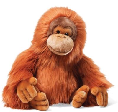 """Orangutan - 14"""" Orangutan By Gund"""