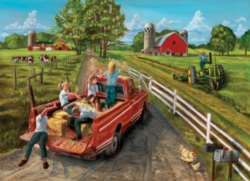 Jigsaw Puzzles - Hayride