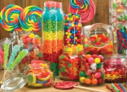 Jigsaw Puzzles - Candy Jars