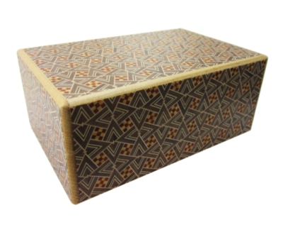 5 Sun, 10 Step: Kirichigai - Japanese Puzzle Box