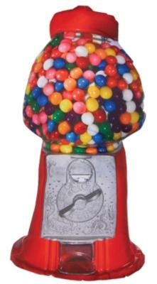 Gumball Machine - YummyPillows