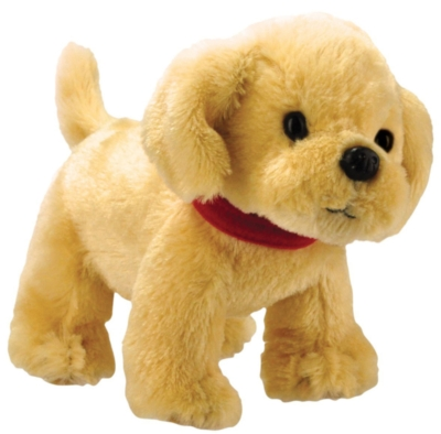 """Biscuit Bean Bag - 7"""" Dog By Kids Preferred"""