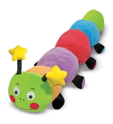 Giant Caterpillar - 70'' Caterpillar by Melissa & Doug