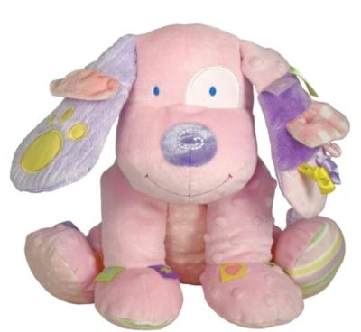 "Little Lovey Puppy - 12"" Dog By Kids Preferred"