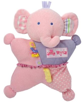 "Little Lovey Elephant Comfort Cuddly - 12"" Elephant By Kids Preferred"