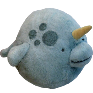 "Narwhal - 15"" Squishable"