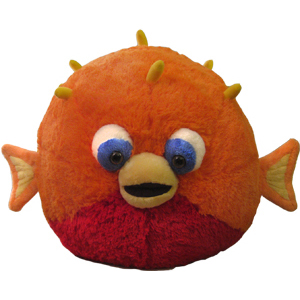 "Pufferfish - 15"" Squishable"