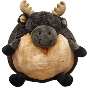 "Moose - 15"" Squishable"