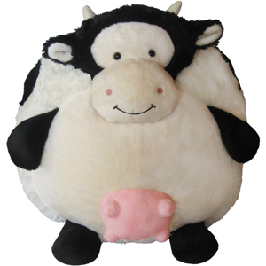 "Moo Cow - 15"" Squishable"