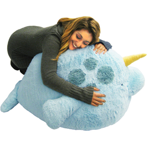 "Narwhal - 24"" Massive Squishable"