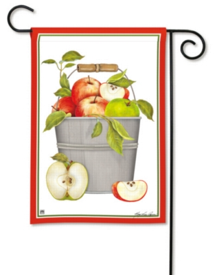 Apples - Garden Flag by Magnet Works