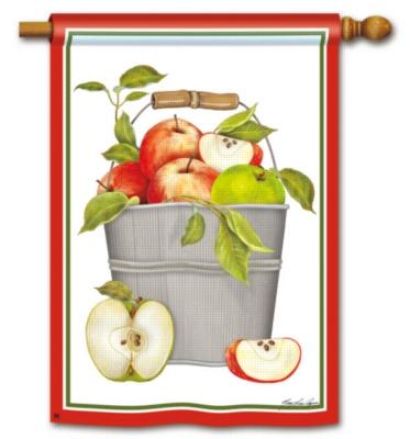 Apples - Standard Flag by Magnet Works