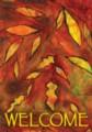 Autumn Alchemy - Garden Flag by Toland