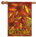 Autumn Alchemy - Standard Flag by Toland