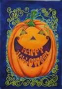 Happy Halloween - Garden Flag by Toland