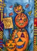 Pumpkin Patch - Garden Flag by Toland