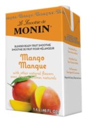 Monin Pour-Over Fruit Smoothies: 46oz Carton Case