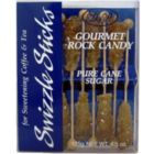 Dryden and Palmer - Swizzle Sticks, Amber Pure Cane, Gift/Display Box of 10qty