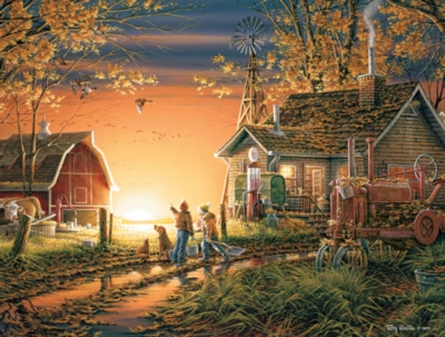 Jigsaw Puzzles - Morning Surprise