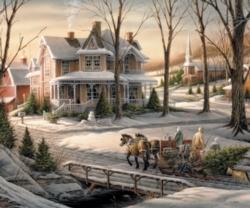 Horse Puzzles - Homeward Bound