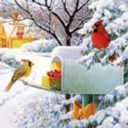 Mailbox Treasures - 500pc Jigsaw Puzzle by Sunsout