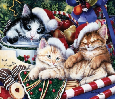 Jigsaw Puzzles - Meow