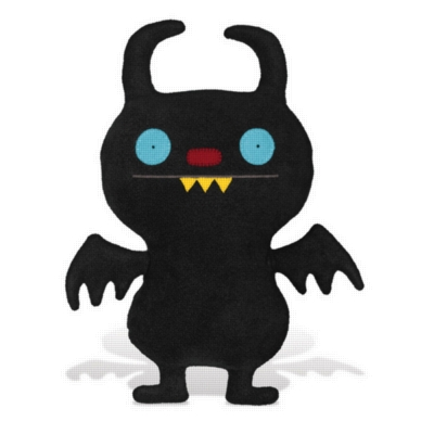 "Ninja Batty Shogun - 14"" by Uglydoll"