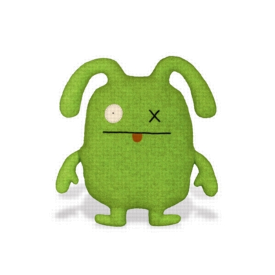 """OX - 7"""" Little Ugly by Uglydoll"""