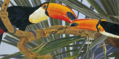 Melissa and Doug Jigsaw Puzzles for Kids - Toucan Kiss