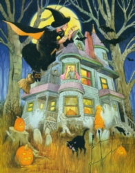 Halloween Puzzles - All Hallows Eve