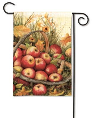 Apple Picking - Garden Flag by Magnet Works