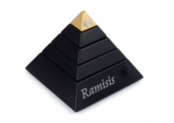 Brain Teasers - Ramisis Black & Gold